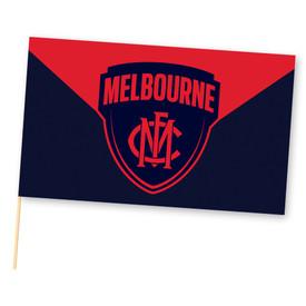 Melbourne Demons Medium Flag