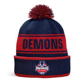 Melbourne Demons 2021 Premiers Beanie