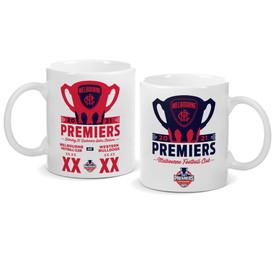 Melbourne Demons 2021 Premiers Mug
