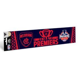 Melbourne Demons 2021 Premiers Bumper Sticker