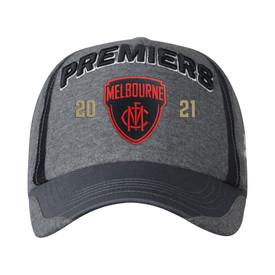 Melbourne Demons 2021 Premiers Phase 1 Cap