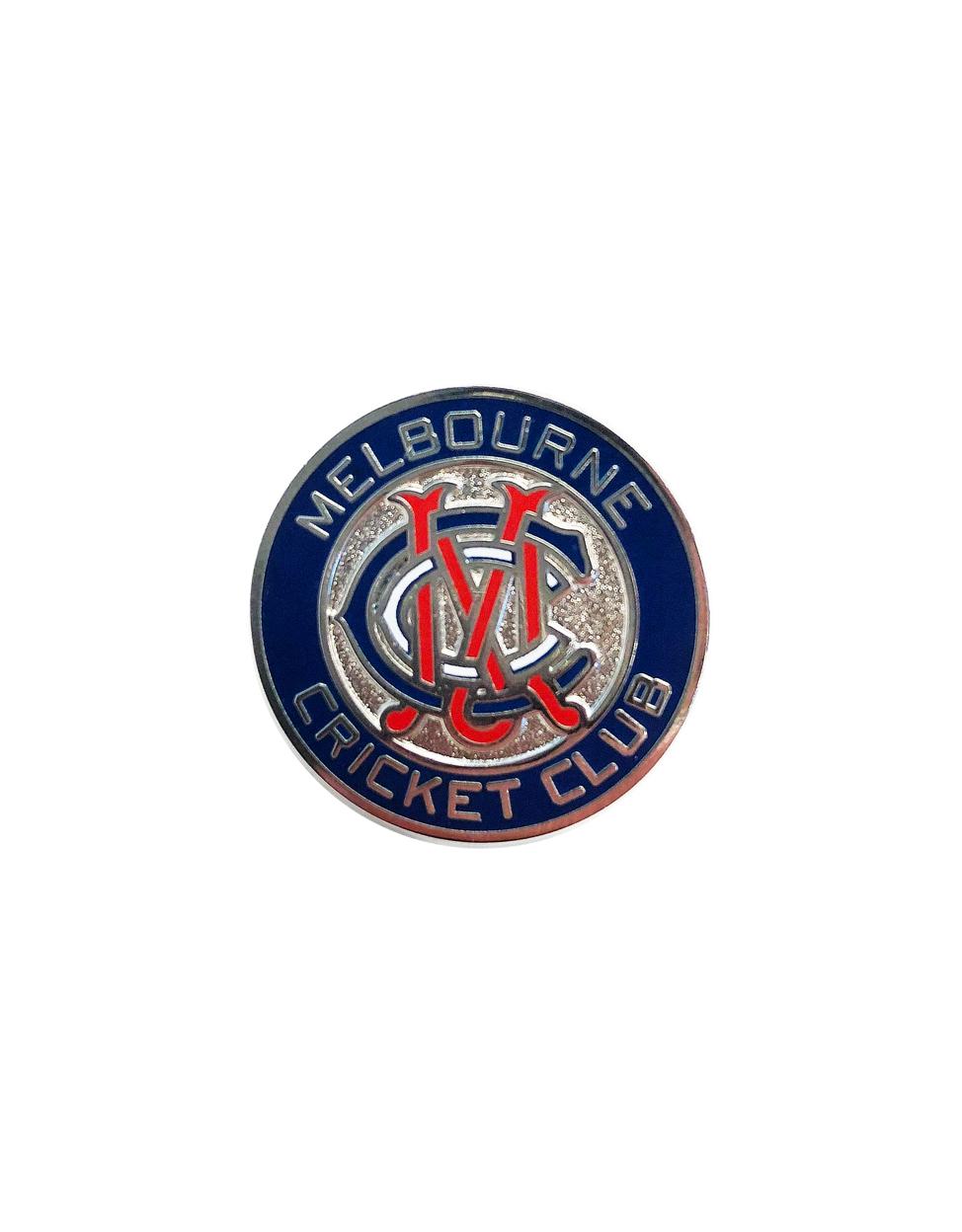 MCC Circular Lapel Pin