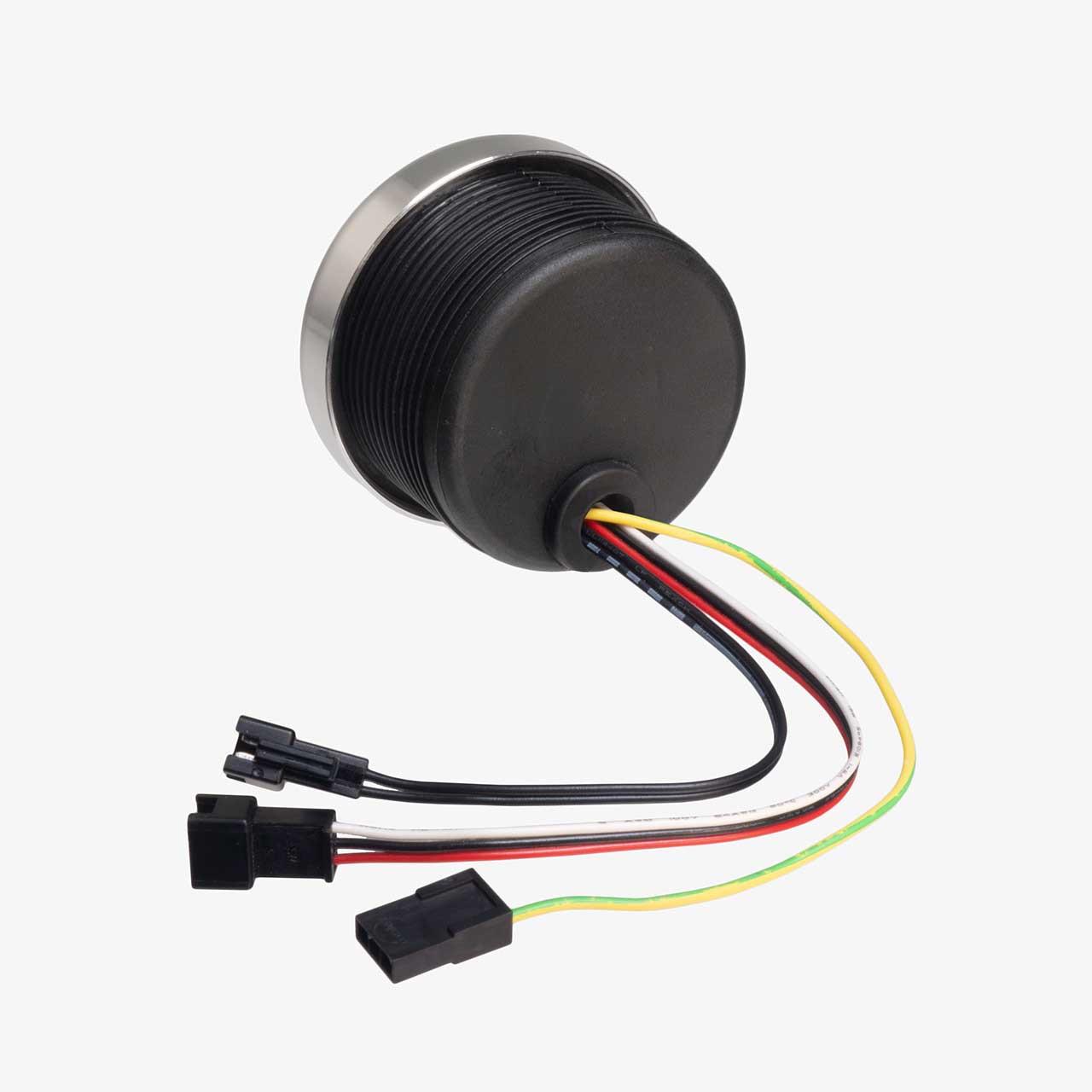 "2-1/16"" Air/Fuel Digital Gauge Wide Band 10-18 (FOR PLX)"
