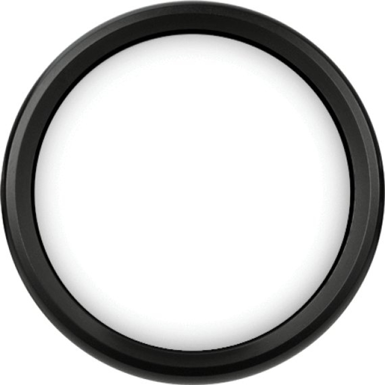 "Revolution Black Replacement Bezel for 4"" gauge"