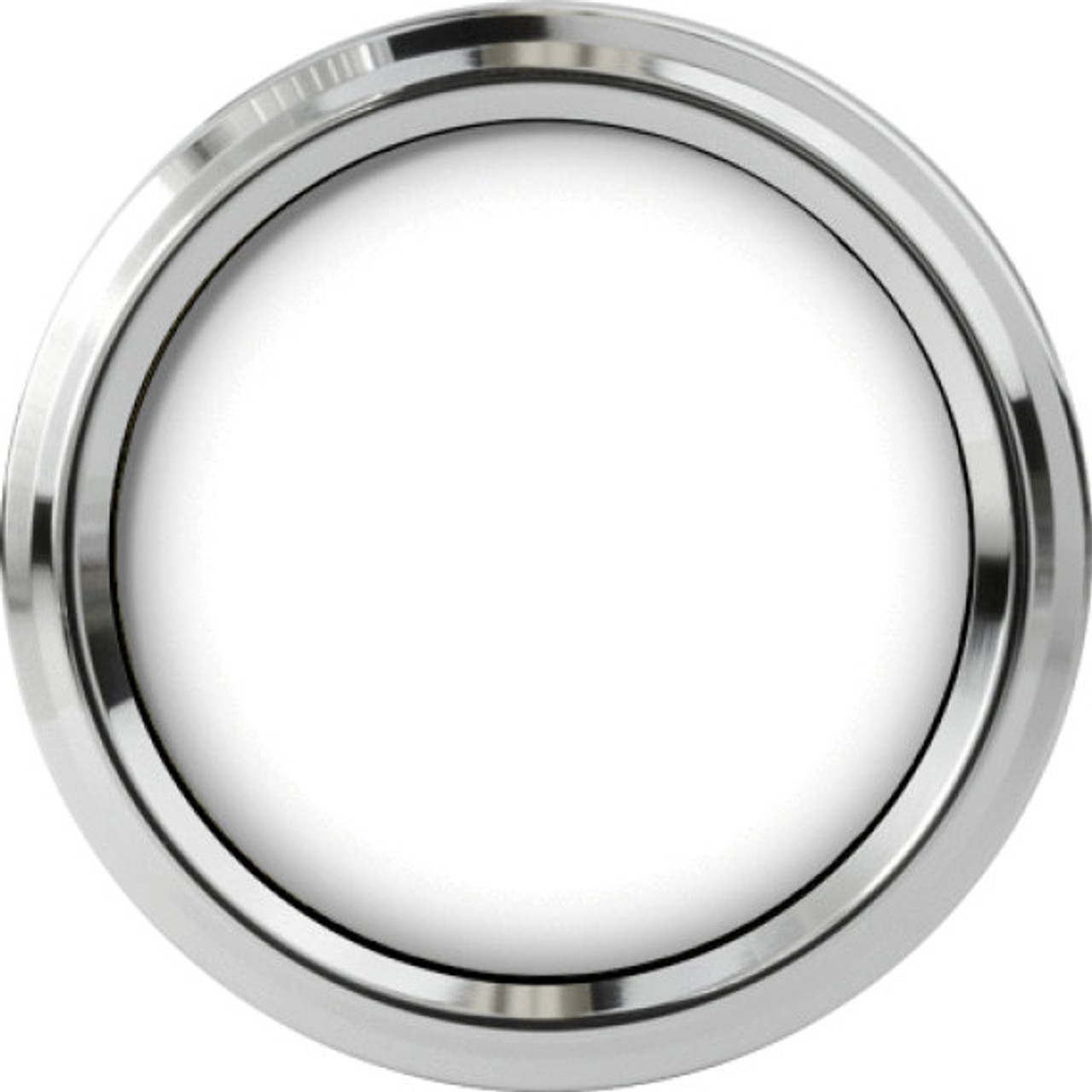 """Legacy Chrome Replacement Bezel for 2-1/16"""" gauge"""