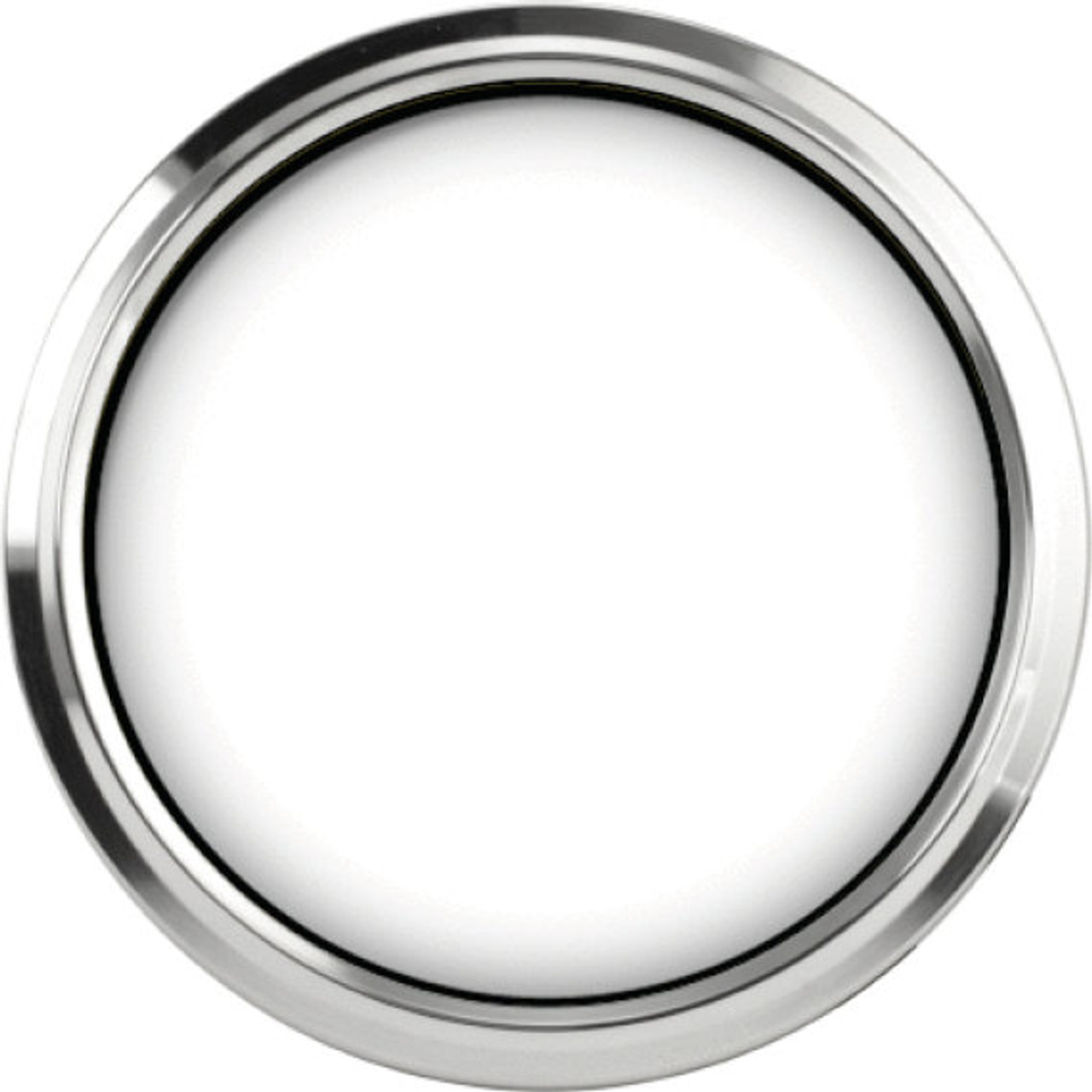 """Legacy Chrome Replacement Bezel for 3-3/8"""" gauge"""