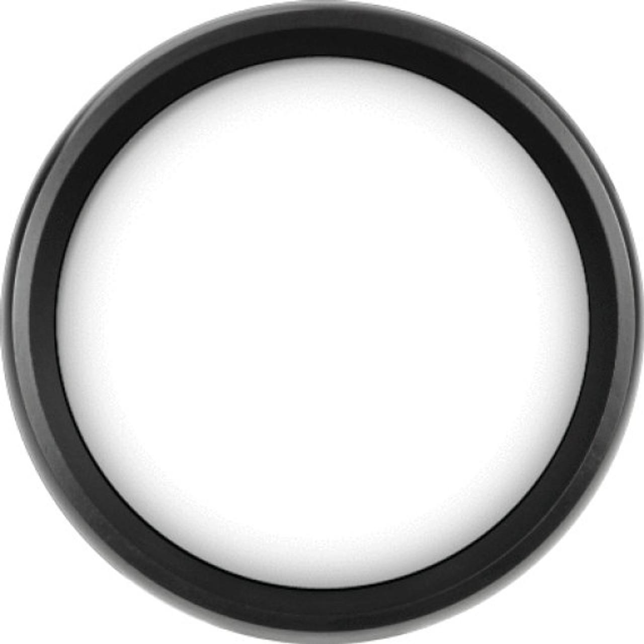 "Revolution Black Replacement Bezel for 3-3/8"" gauge"