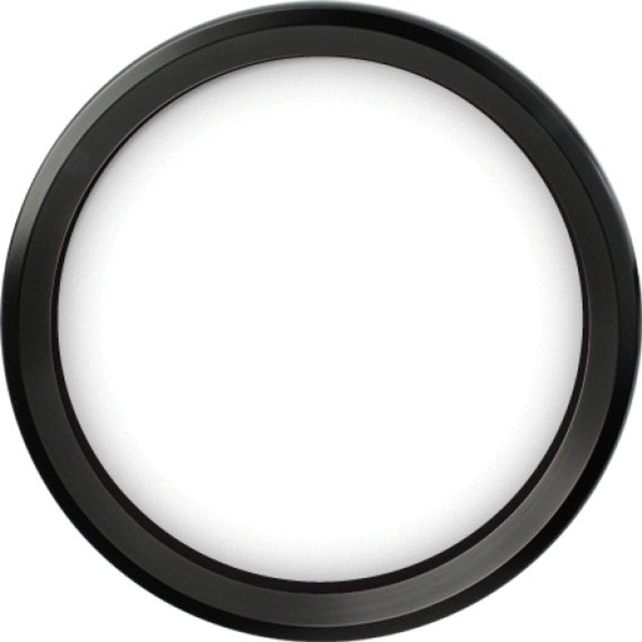 "Revolution Black Replacement Bezel for 4-1/2"" gauge"