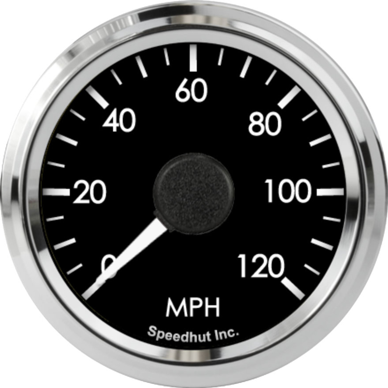 """2-1/16"""" Freedom CAN-BUS Speedometer 120mph"""