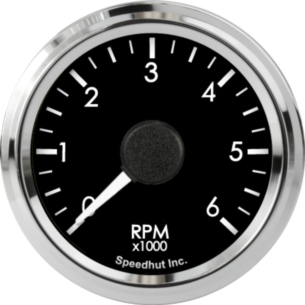"""2-1/16"""" Freedom CAN-BUS Tachometer 6K RPM"""