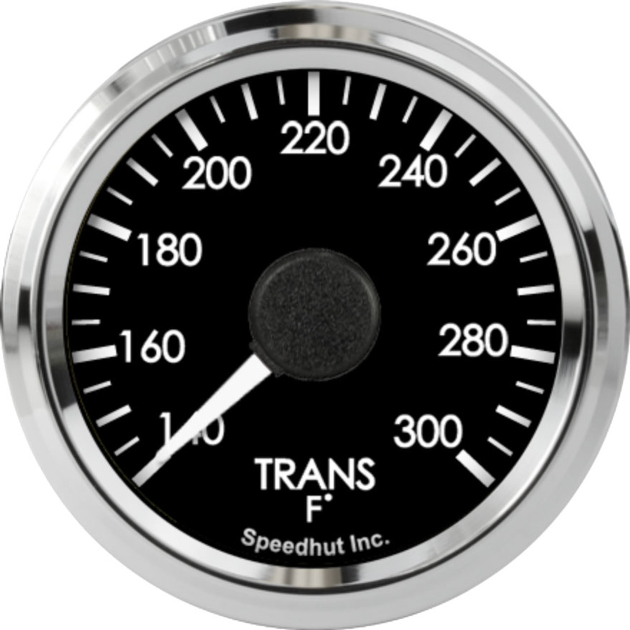 """2-1/16"""" Freedom CAN-BUS Trans Temp Gauge 140-300F (For GM vehicles only)"""