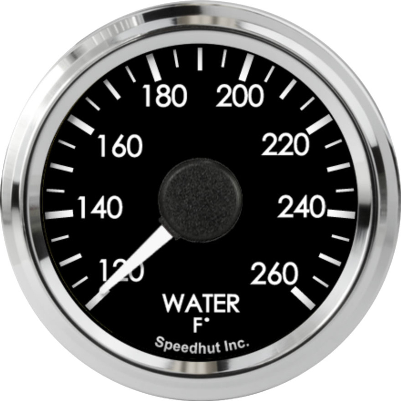 """2-1/16"""" Freedom CAN-BUS Water Temp Gauge 120-260F"""