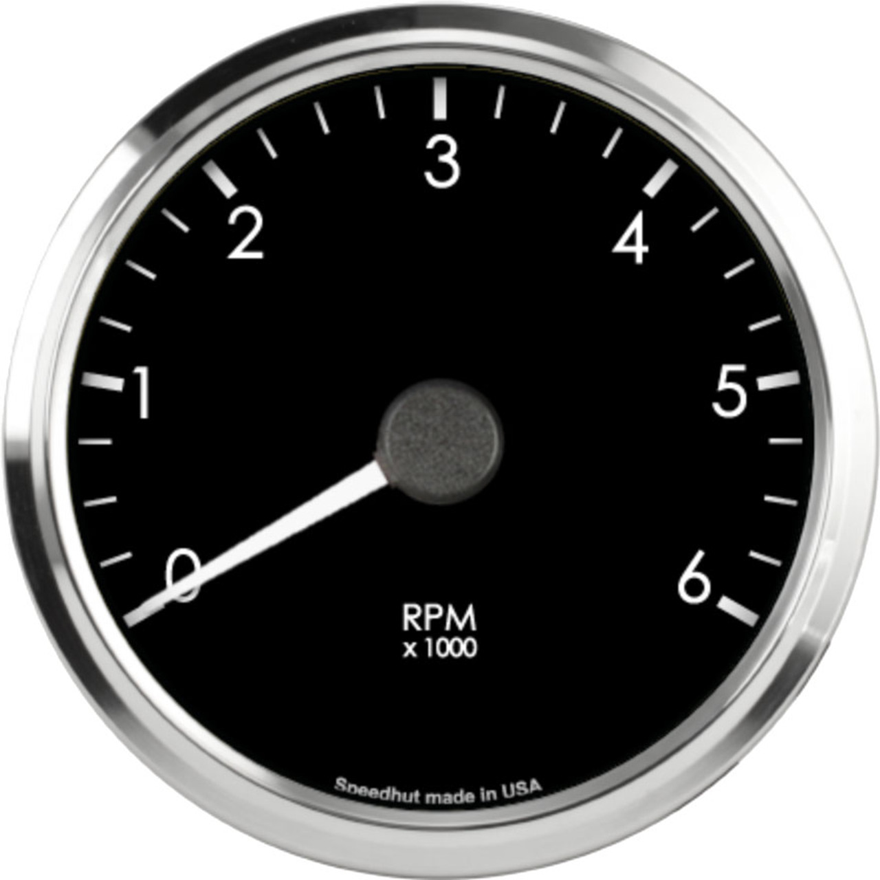 """3-3/8"""" Freedom CAN-BUS Tachometer 6K RPM"""