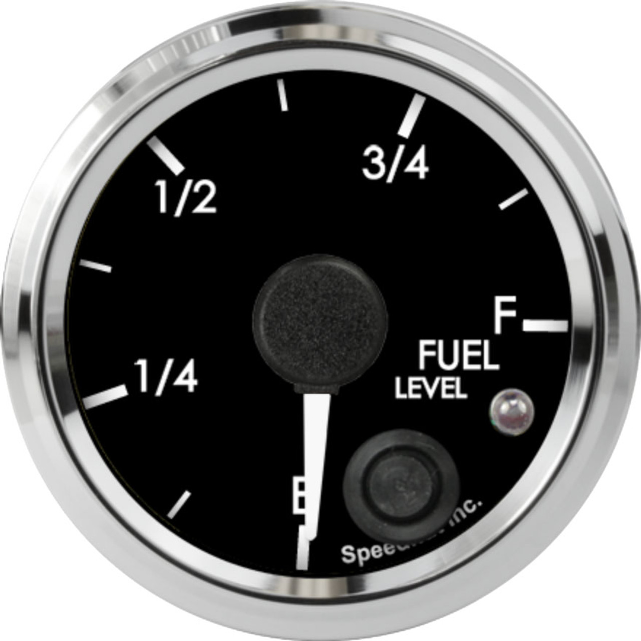 """2-1/16"""" Freedom CAN-BUS Fuel Level Gauge (w/ warning)"""
