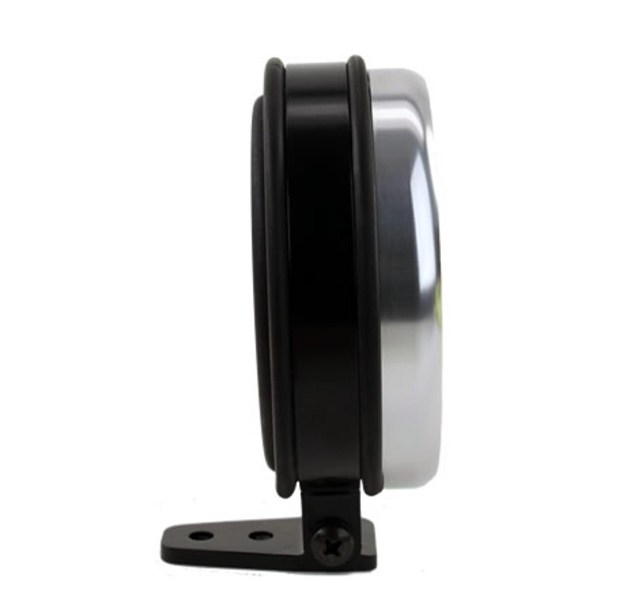 3-3/8 inch Gauge mounting bracket pedestal mount