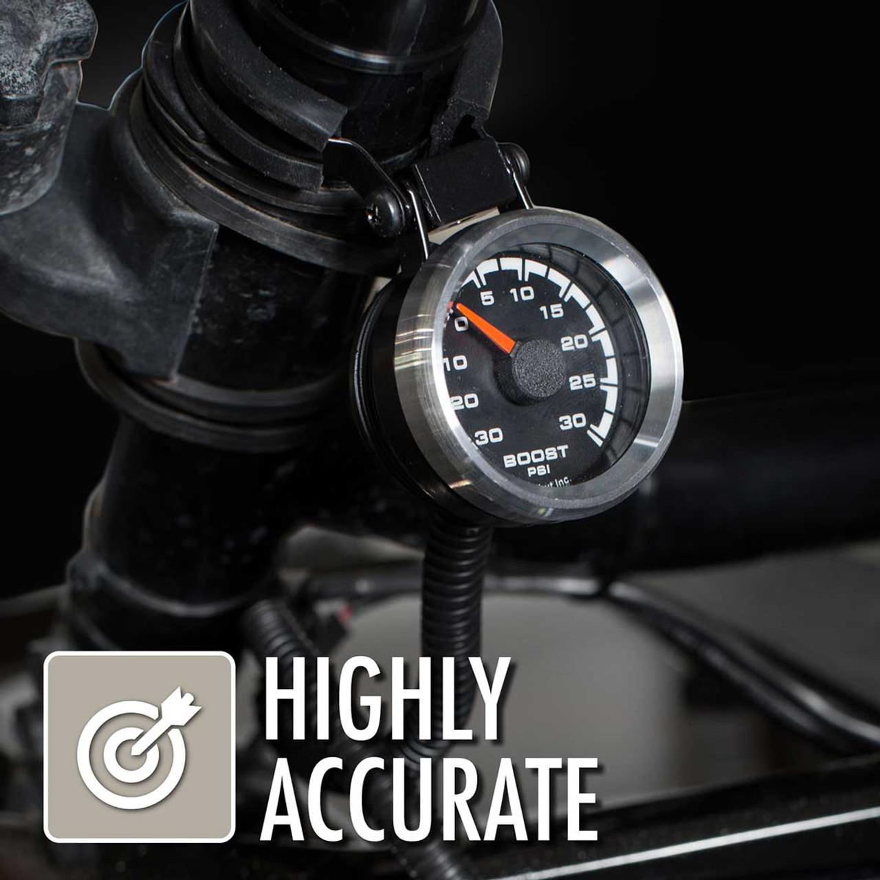 "2-1/16"" Lynx Polaris GENERAL Speedometer 120mph"