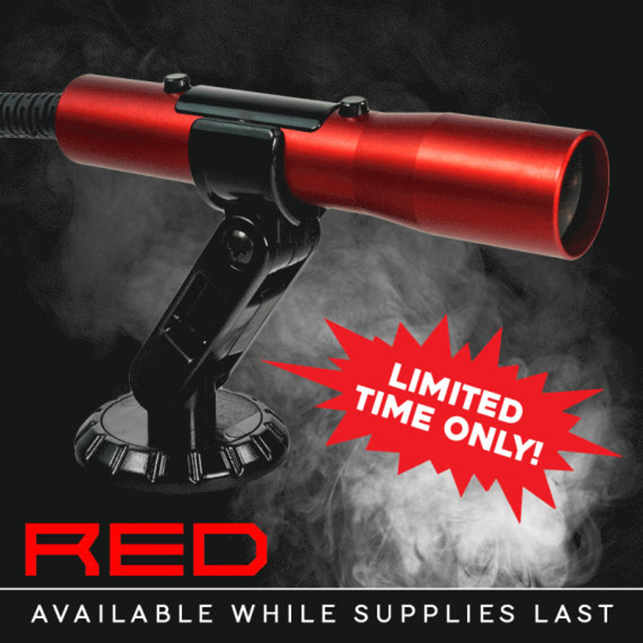 SST-MAX OBDII Shift Light Red LEDs- Red Tube (Compatible with 2008 and newer vehicles)