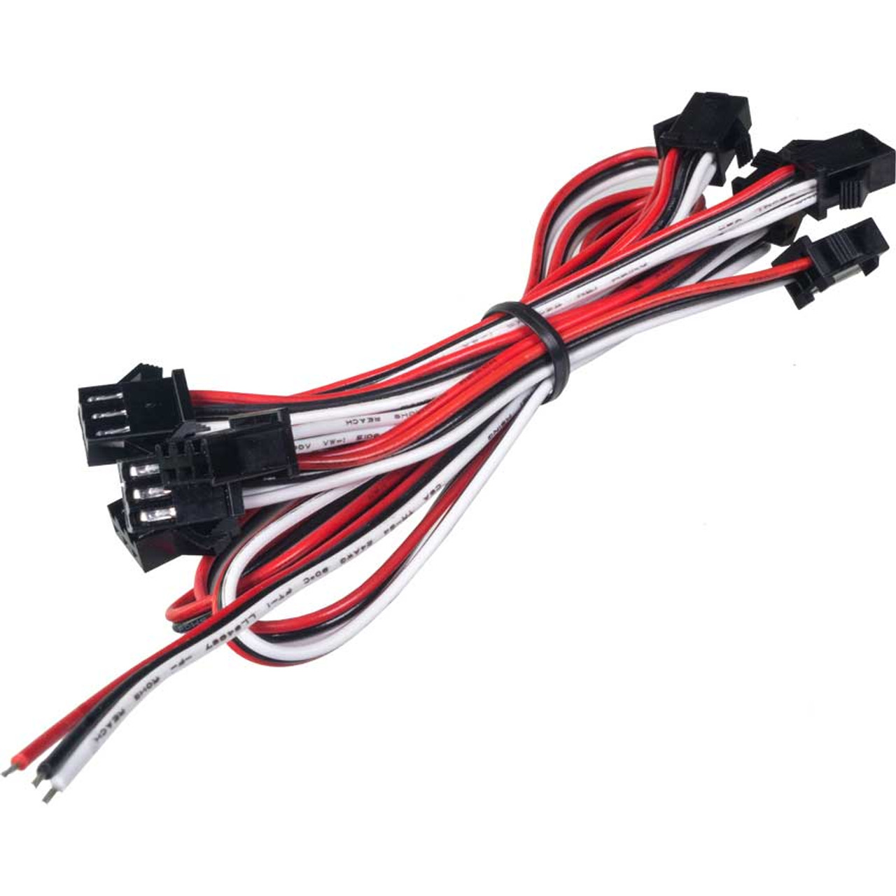 8 Connection Power Distribution Cable