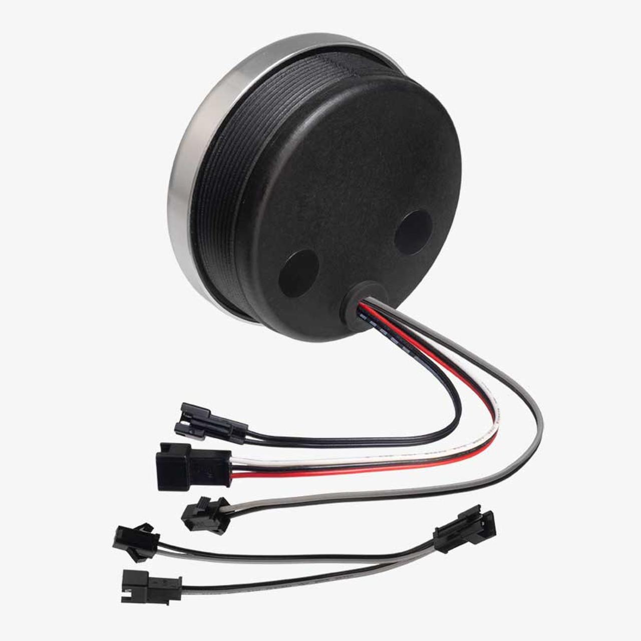 "3-3/8"" Freedom CAN-BUS Tachometer 10K RPM Shift-light"