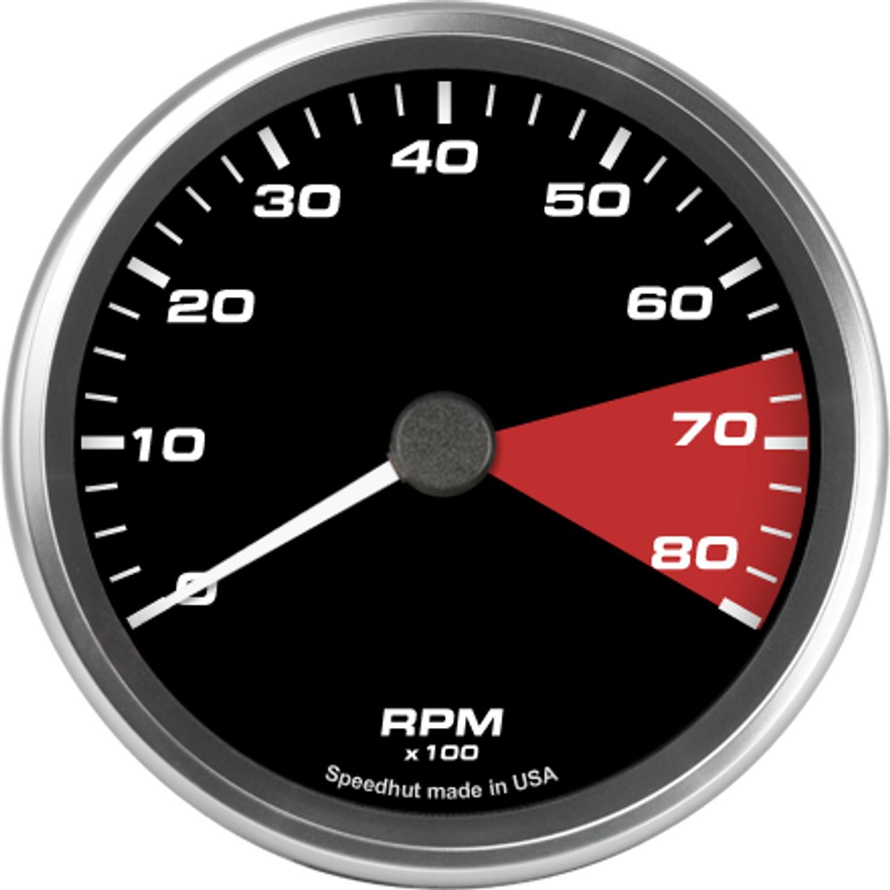 "4"" 2004-06 Ford GT Supercar Tachometer"