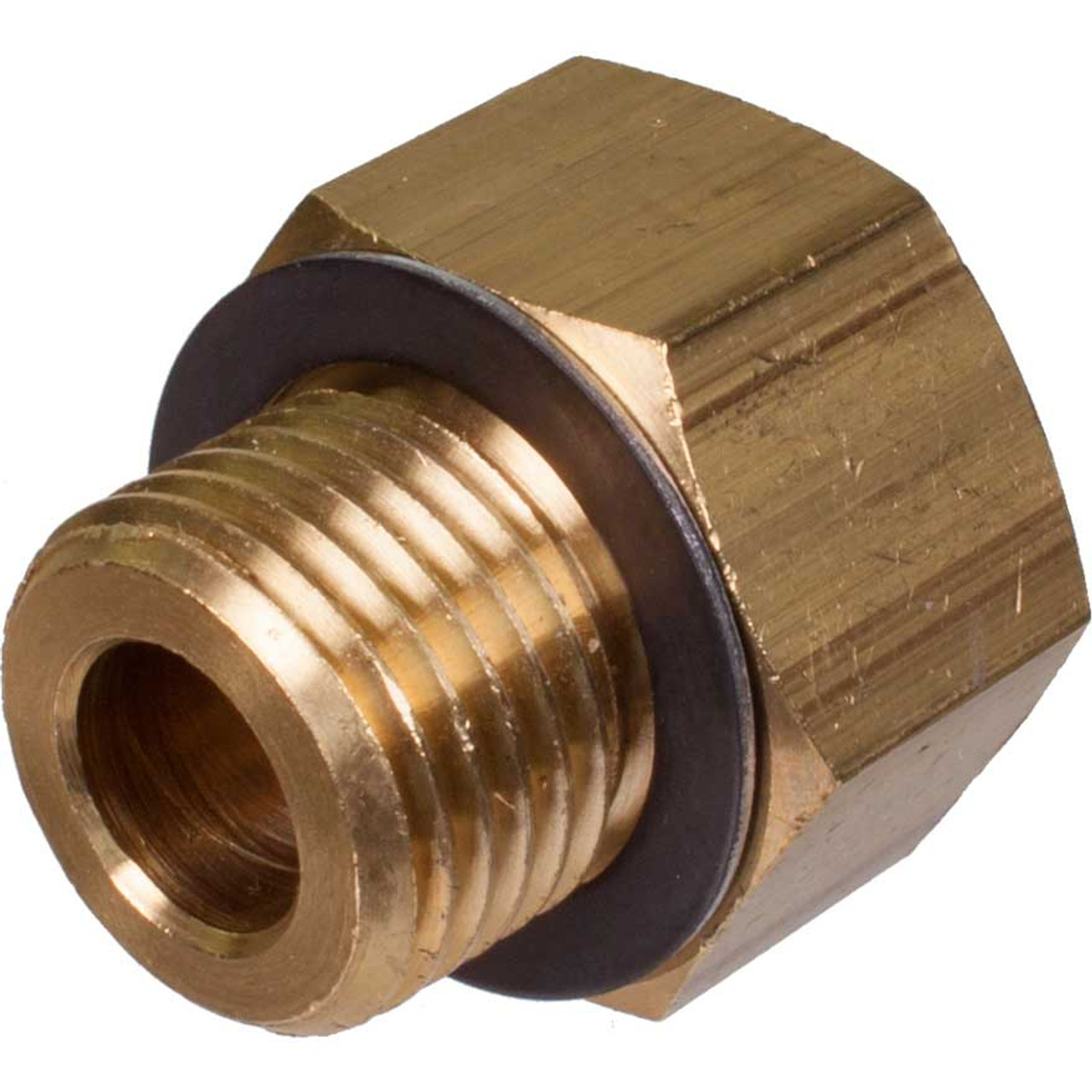 Metric Adapter, 1/8 inch NPT Female to M16X1.5 Male