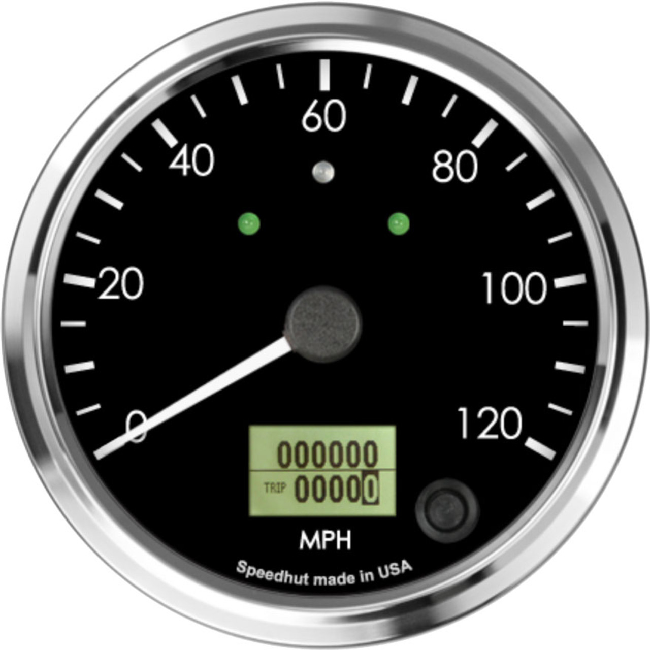 """4"""" Freedom CAN-BUS Speedometer 120mph (w/ turn signal and high beam)"""
