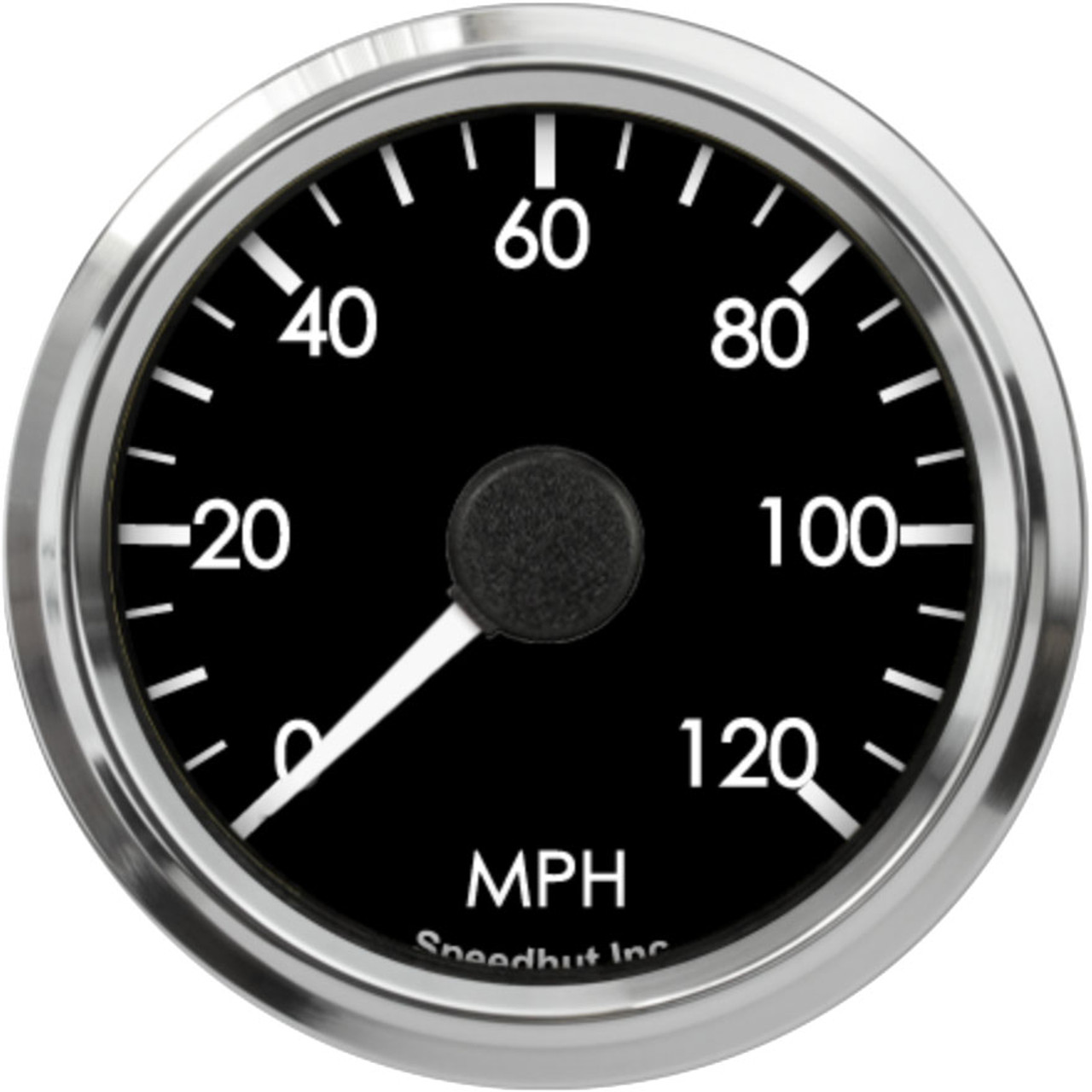 """2-5/8"""" Freedom CAN-BUS Speedometer 120mph"""