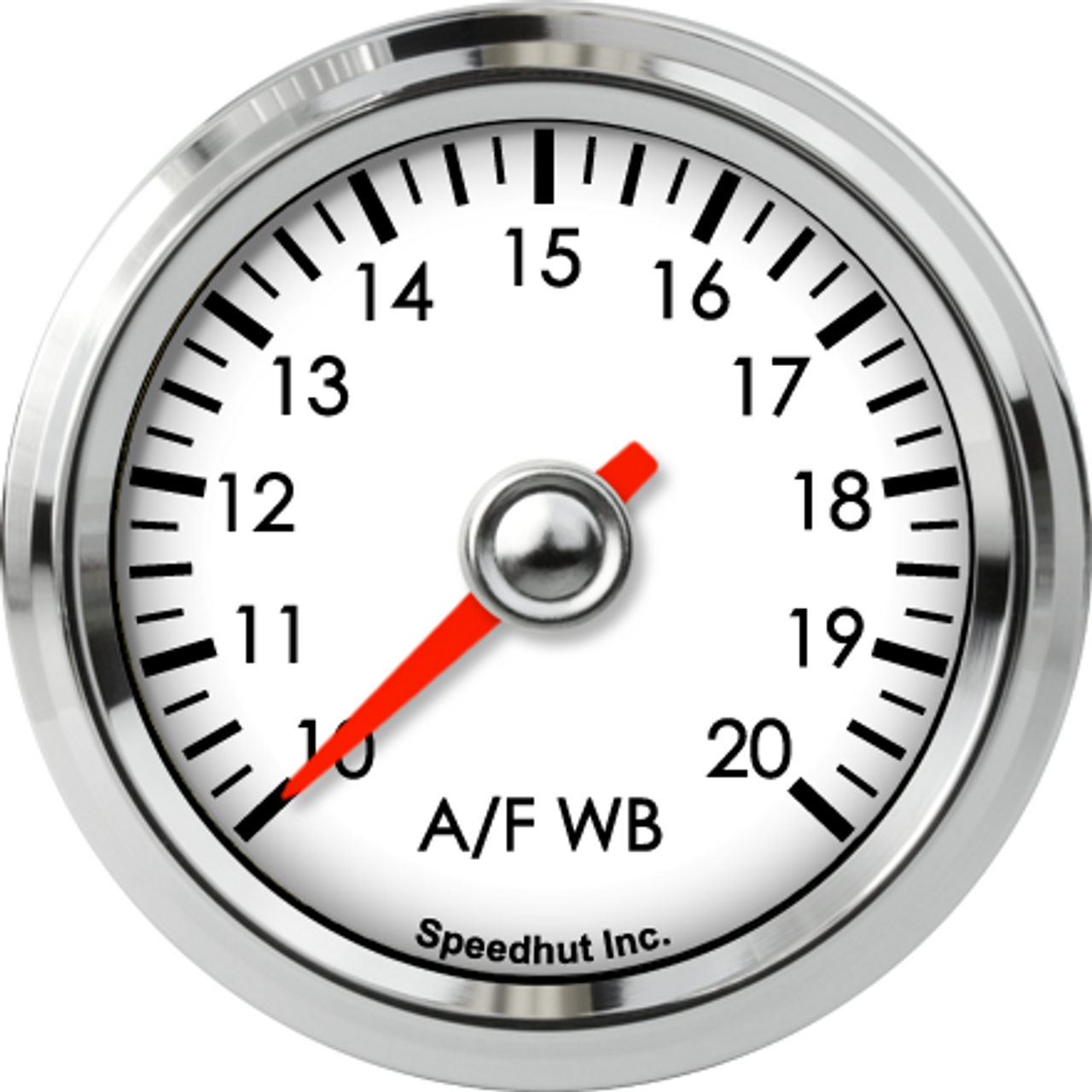 """2-1/16"""" Classic Classic Air/Fuel Gauge Wide Band 10-20 (FOR SPARTAN LAMBDA)"""