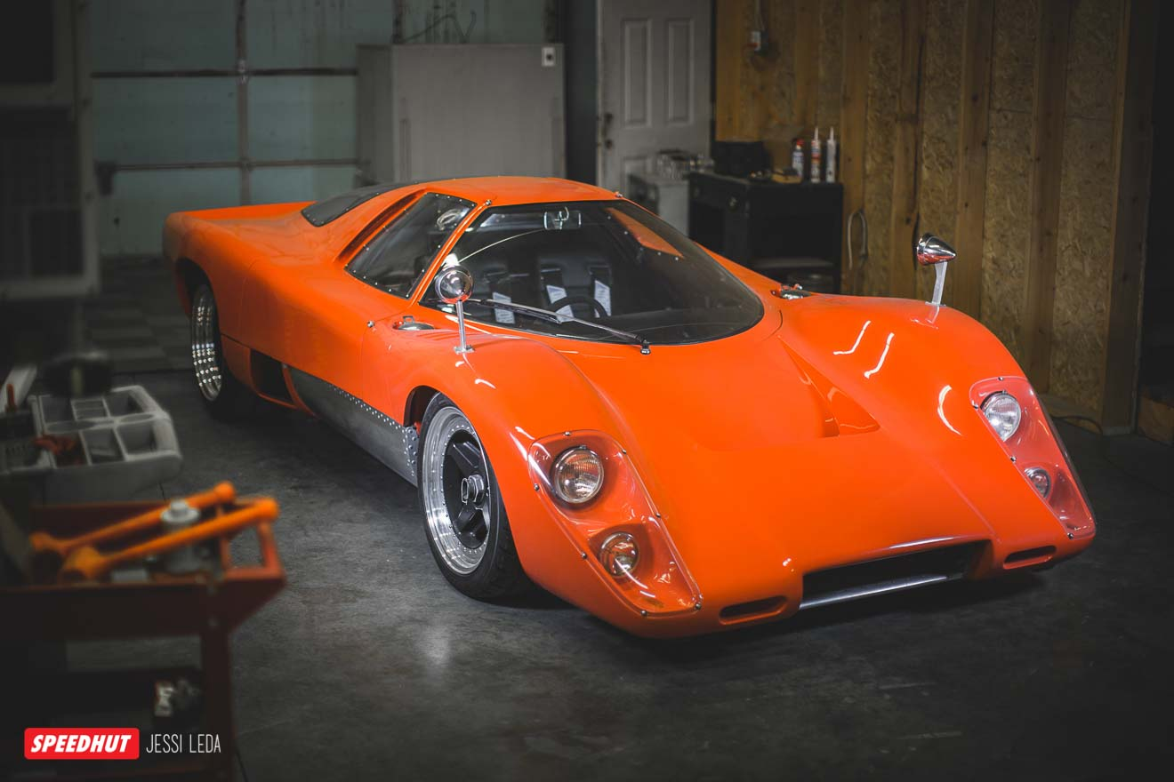 The McLaren M6GT Built By Tom Kirkham