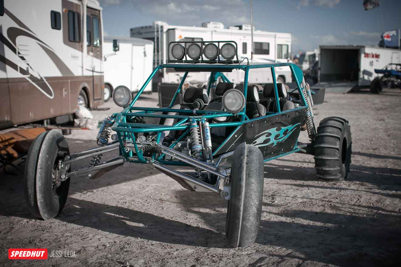 The '05 Suspension Unlimited Dune Buggy