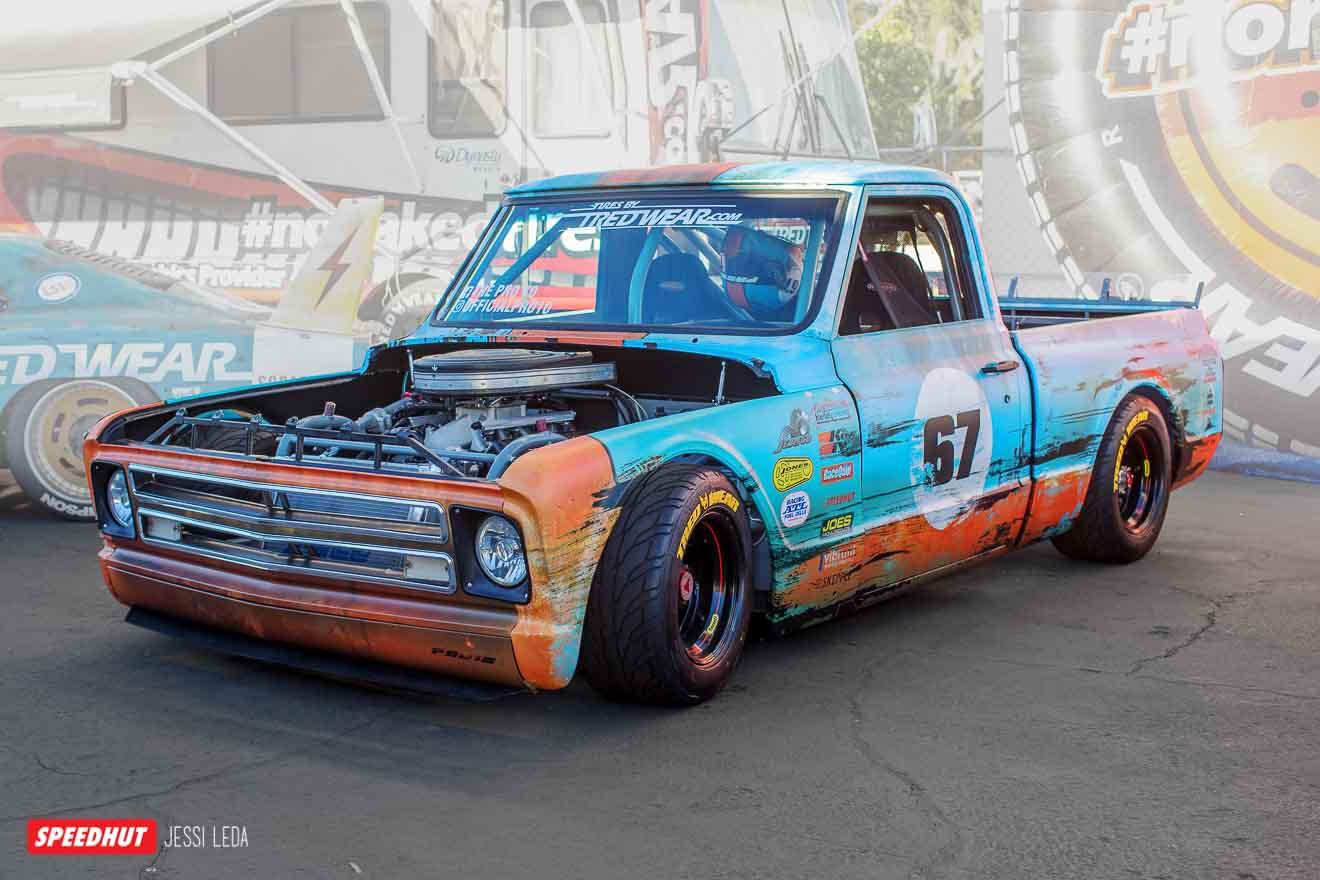 Chevy C10 Race Truck
