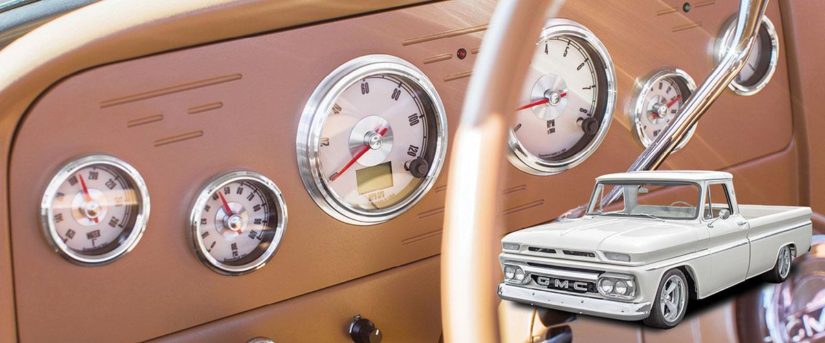 classic car gauges