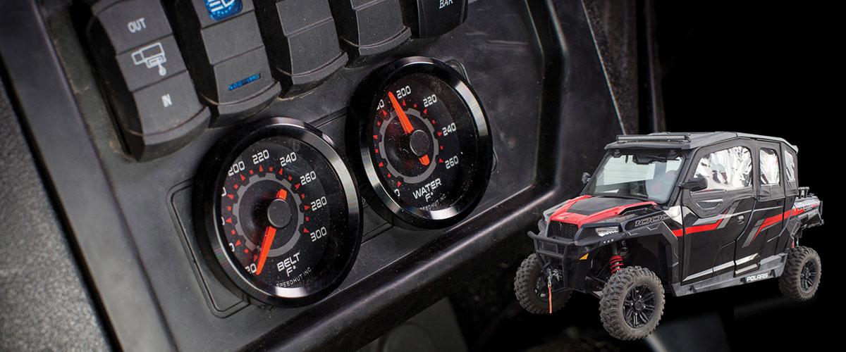 polaris and canam interior gauges