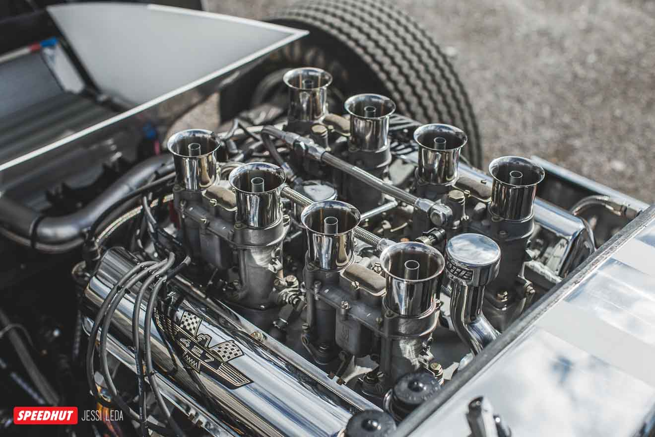 shelby cobra engine