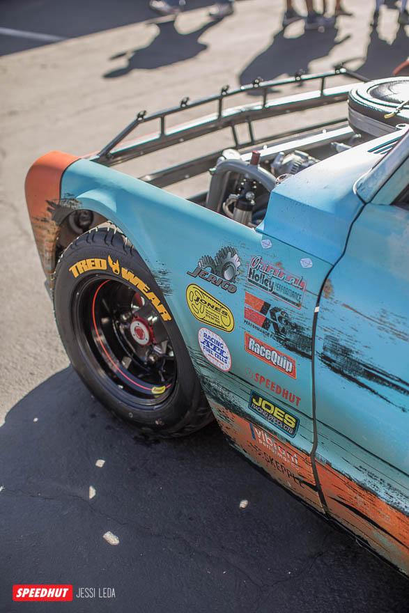 C10 race truck