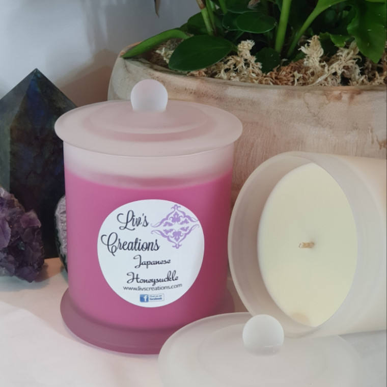 Extra Large Danube Jars Scented Candle