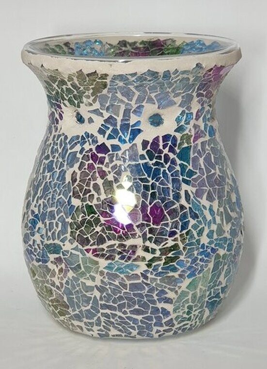 Mosaic Tealight Burner