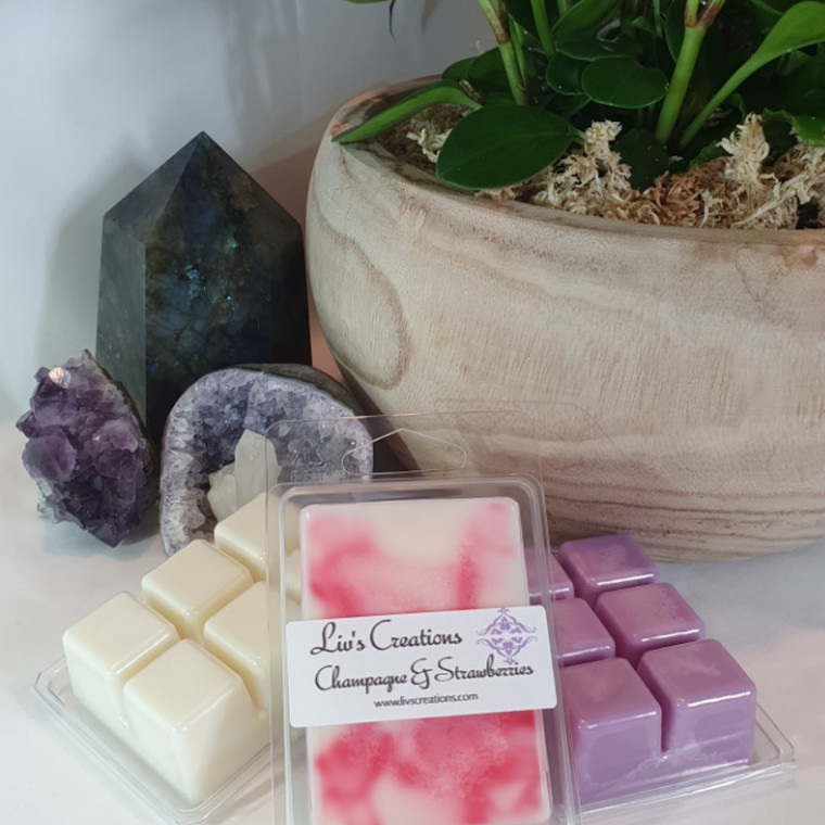 Scented soy wax melt