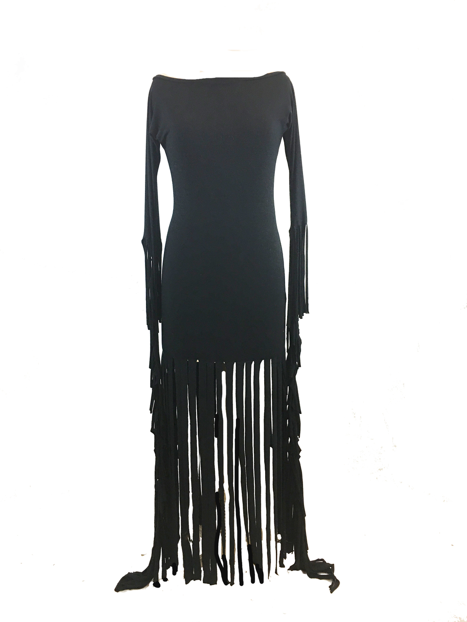 4bfb76122205b FRINGE DRESS - bellaBALAS