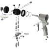 Air Cap for Graco Fusion Air Purge (AP) Spray Gun