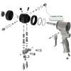 B Side Seal Cartridge for Graco Fusion Air Purge (AP) Spray Gun