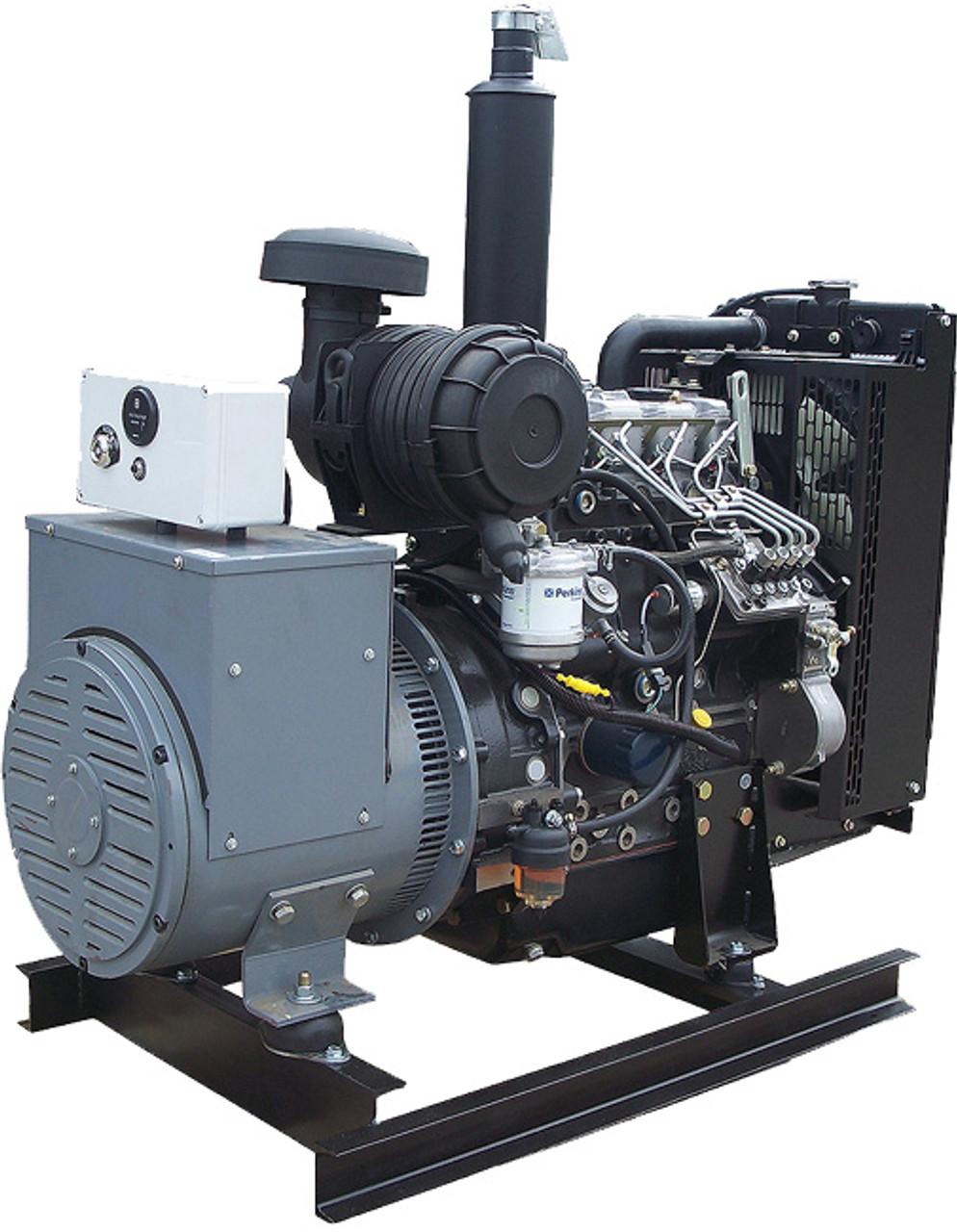Spray Rig Generators   21kW 4-Cylinder Diesel Generator