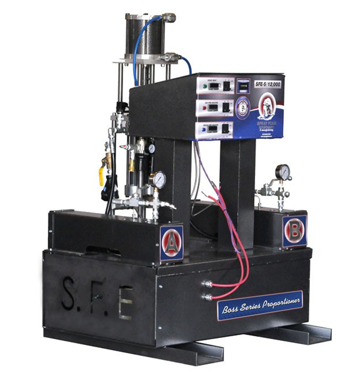 BOSS 5/6k Pneumatic Foam Proportioner