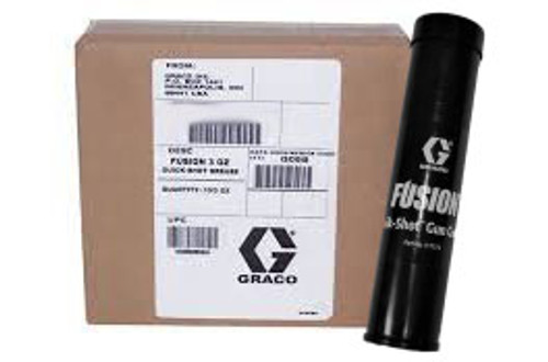 Graco Fusion Quick-Shot Gun Grease Cartridges (10pk)