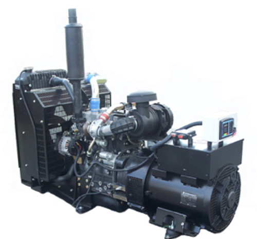60kW 4-Cylinder Diesel Generator with Turbo