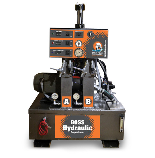 BOSS Hydraulic Proportioner