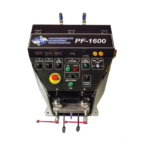 PF/PFX-1600 Air Operated Proportioner