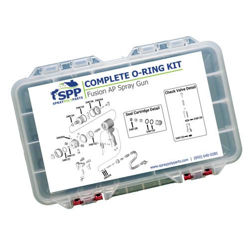 Fusion AP Complete O-Ring Rebuild Kit