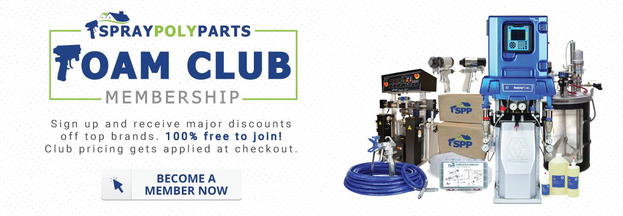 SPP Foam Club Membership