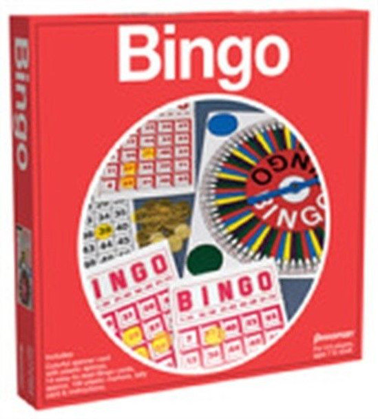 Bingo Game - Boxed (6PK) MSRP: $7.99 Now $4.85